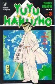 Yuyu Hakusho T3 - Couverture - Format classique