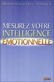 Mesurez Votre Intelligence Et Votre Emotion - Couverture - Format classique