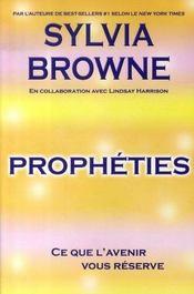 Le livre des prophéties - Intérieur - Format classique