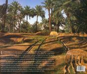 Saharas D'Algerie - 4ème de couverture - Format classique