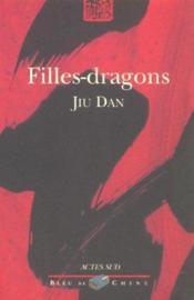 Filles-Dragons - Couverture - Format classique