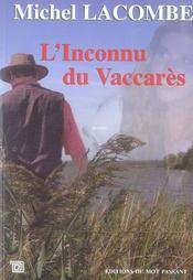 L'inconnu du vaccares - Intérieur - Format classique