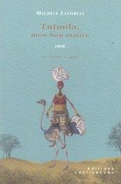 Tutuola, mon bon maître - Intérieur - Format classique