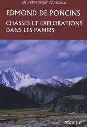 Chasses et explorations dans les Pamirs - Couverture - Format classique