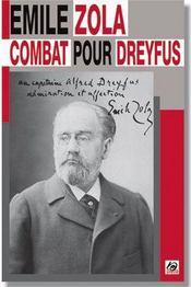 Combat pour dreyfus - Intérieur - Format classique