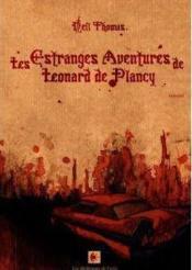 Les estranges aventures de Léonard de Plancy - Couverture - Format classique