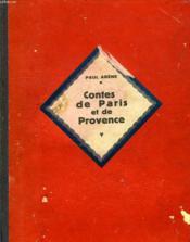 Contes De Paris Et De Provence - Couverture - Format classique