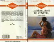La Rebellion De Venetia - Smoke In The Wind - Couverture - Format classique
