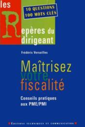 Maitriser Votre Fiscalite - Couverture - Format classique