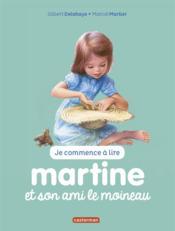Je commence à lire avec Martine T.40 ; Martine et son ami le moineau - Couverture - Format classique