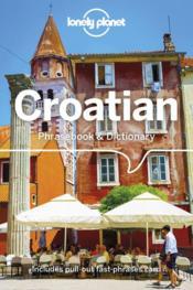 Croatian phrasebook & dictionary (4e édition) - Couverture - Format classique