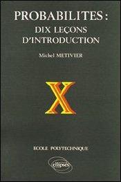 Probabilites 10 Lecons D'Introduction Edition Cartonnee - Intérieur - Format classique