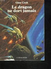 Le Dragon Ne Dort Jamais - Couverture - Format classique