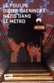 Nazis dans le métro - Couverture - Format classique