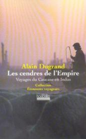 Les Cendres De L'Empire - Couverture - Format classique