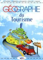 Geographie touristique maj - Couverture - Format classique
