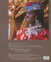 Tibesti ; sahara interdit - 4ème de couverture - Format classique
