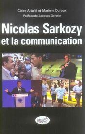 Nicolas Sarkozy Et La Communication - Intérieur - Format classique