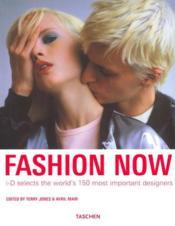 Mi-fashion now! vol.1-trilingue - Couverture - Format classique