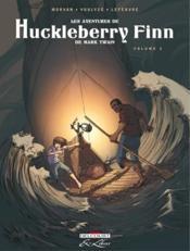 Les aventures de Huckleberry Finn, de Mark Twain t.2 - Couverture - Format classique