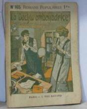 Roman populaire n 165 la dactylo-ambassadrice - Couverture - Format classique