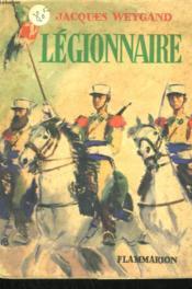 Legionnaire. - Couverture - Format classique
