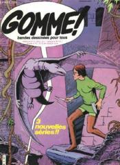 Gomme ! - N°8 - Couverture - Format classique