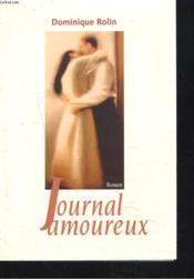 Journal Amoureux. - Couverture - Format classique
