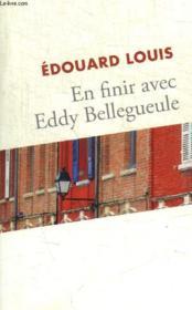 En finir avec Eddy Bellegueule - Couverture - Format classique