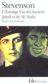 L'étrange cas du docteur Jekyll et de M. Hyde - Intérieur - Format classique