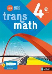 TRANSMATH ; 4e (édition 2021) - Couverture - Format classique