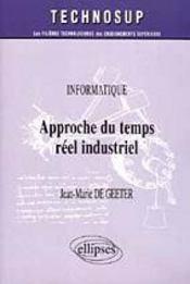 Approche Du Temps Reel Industriel Informatique Niveau A - Intérieur - Format classique