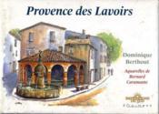 Provence des lavoirs - Couverture - Format classique