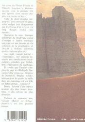 Ambigata t.1 - 4ème de couverture - Format classique