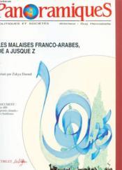 REVUE PANORAMIQUES N.3 ; les malaises franco-arabes, de A jusque Z - Couverture - Format classique