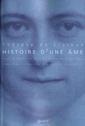 Histoire D'Une Ame - Couverture - Format classique