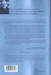 Histoire D'Une Ame - 4ème de couverture - Format classique