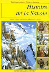 Histoire de la Savoie - Couverture - Format classique