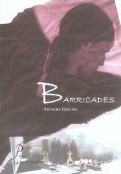 Barricades - Intérieur - Format classique