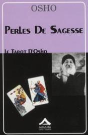 Perles de sagesse ; le tarot d'Osho - Couverture - Format classique