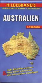 Australien - Couverture - Format classique