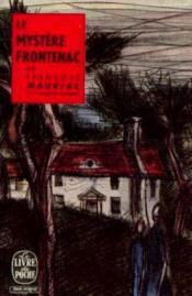 Le Mystere Frontenac - Couverture - Format classique