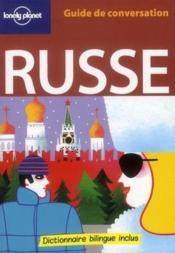 telecharger GUIDE DE CONVERSATION – russe (3e edition) livre PDF en ligne gratuit