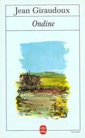 Ondine - Intérieur - Format classique