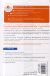 La comptabilité (2e édition) - 4ème de couverture - Format classique