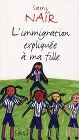 L'immigration expliquée à ma fille - Intérieur - Format classique