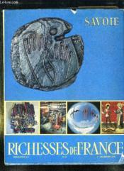 Richesse De France N° 87. Savoie . - Couverture - Format classique