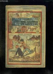Aventure D Un Petit Explorateur N° 2. Heures D Angoisse. - Couverture - Format classique
