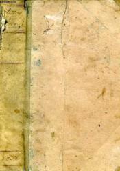 Adele Et Theodore, Ou Lettres Sur L'Education - Couverture - Format classique