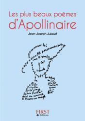 Les plus beaux poèmes d'Apollinaire - Couverture - Format classique